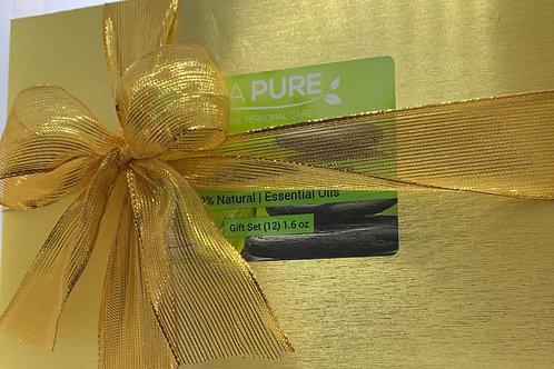 Luxury Shower Steamer Gift Set #1 (b), 100% Natural, Essential Oils