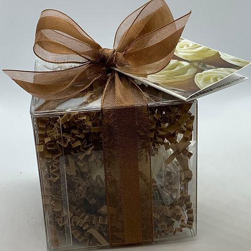 Lemon Creme 5.5 oz Bath Bomb Gift Set