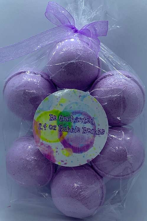 Be Enchanted 7-pack Bubble Bombs