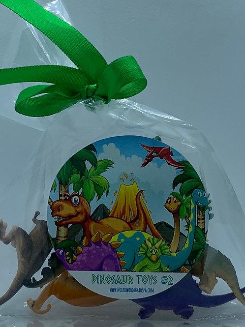Dinosaur Toys #2 - Set of 8