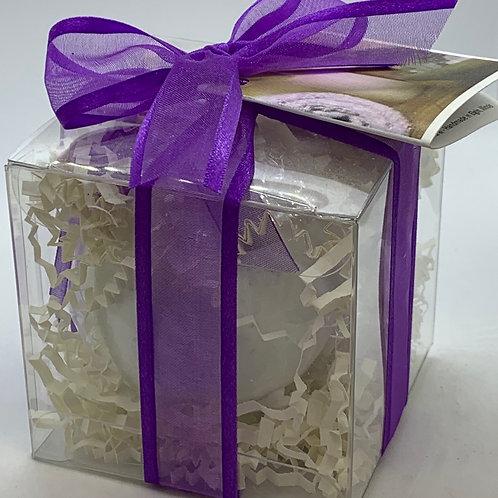 Lavender Chamomile 5.5 oz Bath Bomb Gift Set