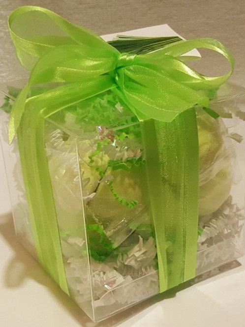 AvoBath Spa 14-pack Bath Bomb Gift Set