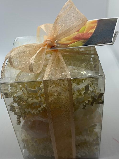 Cucumber Melon 7-pack Bath Bomb Gift Set