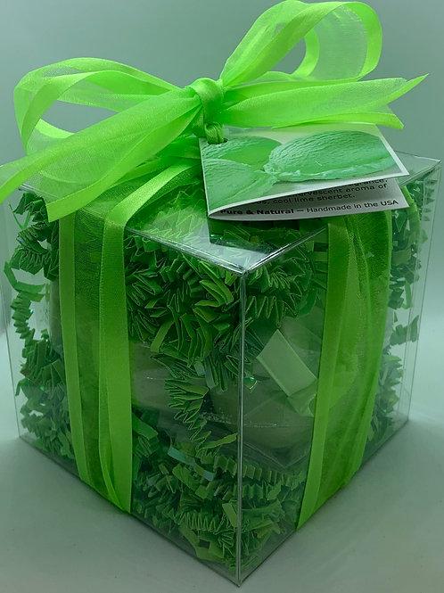 Lime Freeze 14-pack Bath Bomb Gift Set