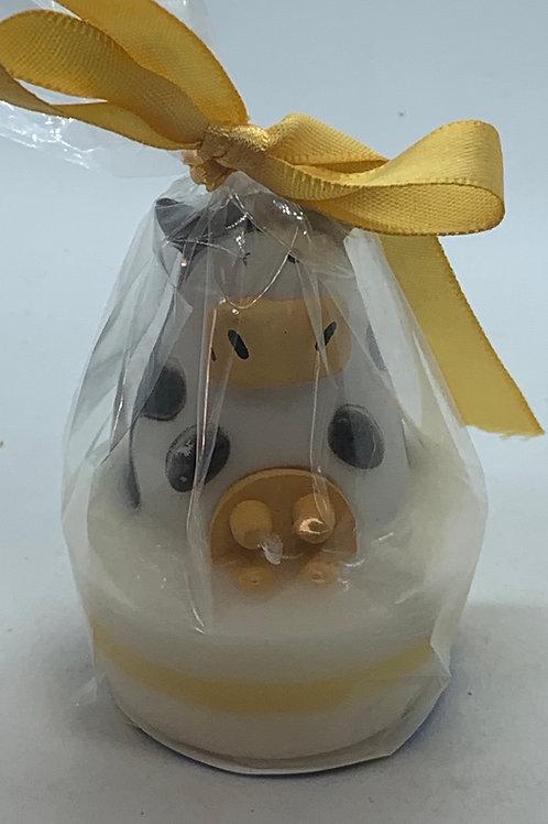 Bubblegum 1 oz Cow Popper Soap