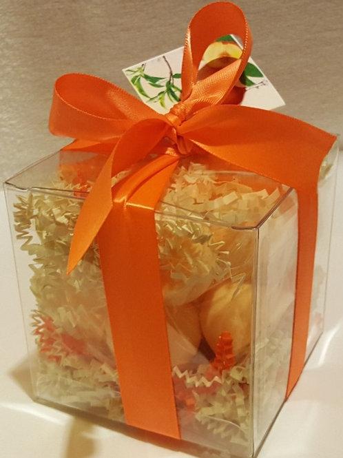 Georgia Peach 14-pack Bath Bomb Gift Set (b)