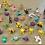 Thumbnail: Poke-mon Toys - Set of 12