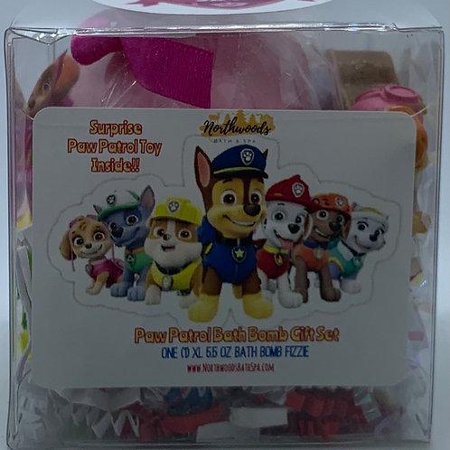 "Paw Patrol ""Skye"" XL 5.5 oz Bath Bomb Gift Set"