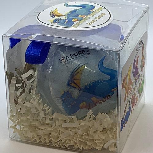"Dragon ""Arson"" XL 5.5 oz Bath Bomb Gift Set"