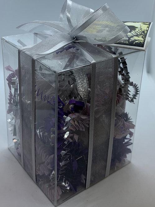 Blackberry Musk 7-pack Bath Bomb Gift Set