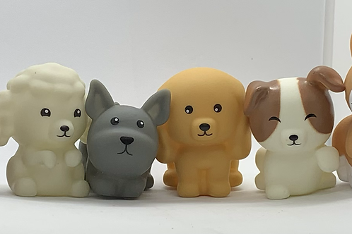 Puppy  Pals Toys - Set of 6