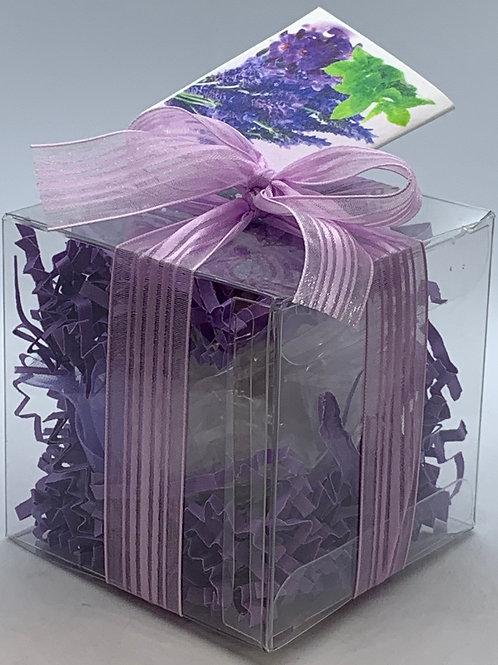 Lavender Mint 5.5 oz Bath Bomb Gift Set