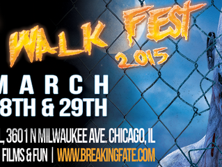 """""""APRIL"""" NOMINATED FOR THREE AWARDS AT THE 2015 DEAD WALK FEST!"""