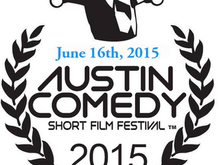 DONNIE MILLER WINS BEST DIRECTOR, BEST MUSIC AT AUSTIN COMEDY SHORT FILM FESTIVAL! GETS THIRD NOMINA