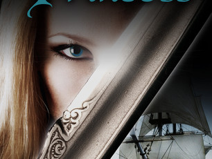 Cover Reveal + Release Announcement: PIRATE PRINCESS