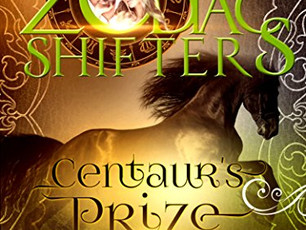 🎉 Book Birthday - Centaur's Prize! 🎉