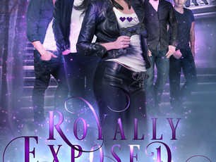 🎉 Book Birthday - Royally Exposed! 🎉
