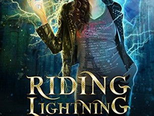 Book Review: Riding Lightning ⭐⭐⭐⭐⭐
