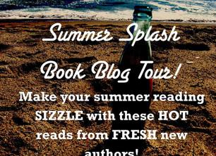 Summer Splash Book Blog Tour ~ Author Interview ~ D.R. Perry