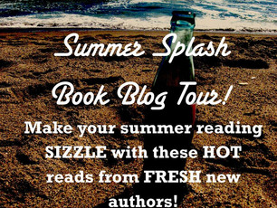 Summer Splash Book Blog Tour ~ Author Interview ~ D.R. Perry