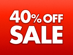 Don't forget about the Holiday Sale! 40% off ebooks!