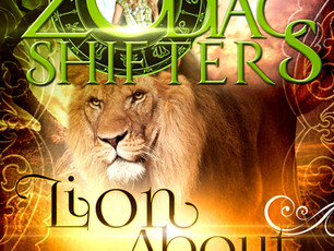 Book Birthday- Lion About