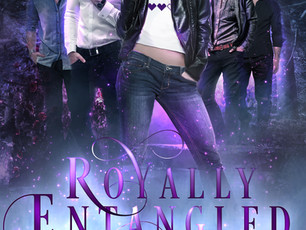 🎉 Book Birthday - Royally Entangled! 🎉