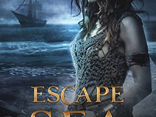 Book Review: Escape the Sea ⭐⭐⭐⭐⭐