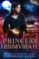 Princess Triumvirate (Pirate Princess Bo