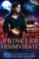 Princess Triumvirate (Pirate Princess Bo