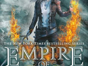 Book Review: Empire of Storms ★★★★★