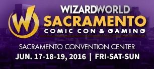 Sacramento Comic Con 2016