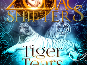 Book Birthday- Tiger Tears