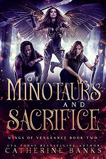 Of Minotaurs and Sacrifice book 2.jpg