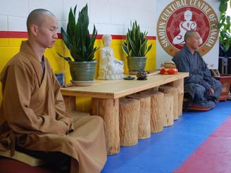 Shaolin awakening meditation Seminar-May 1, 2015       In Shaolin Cultural Centre of Canada