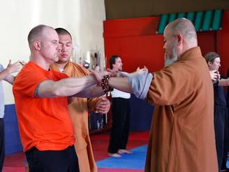Seminar--2013 Shaolin KungfuSeminar