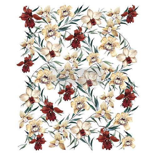 Decor Transfer-Wildflowers