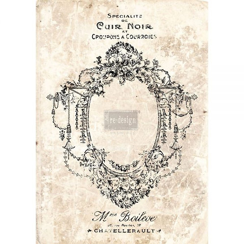 Decor Transfer - Antique Imprint