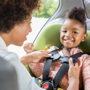 New Car Seat Laws for 2020