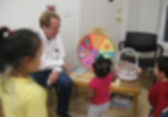 Children enjoying one of the programs many childrens programs