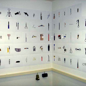 Implement of Terror exhibition
