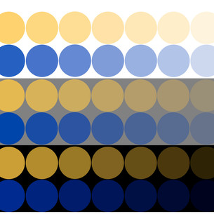 Tonal Examination of Color Average