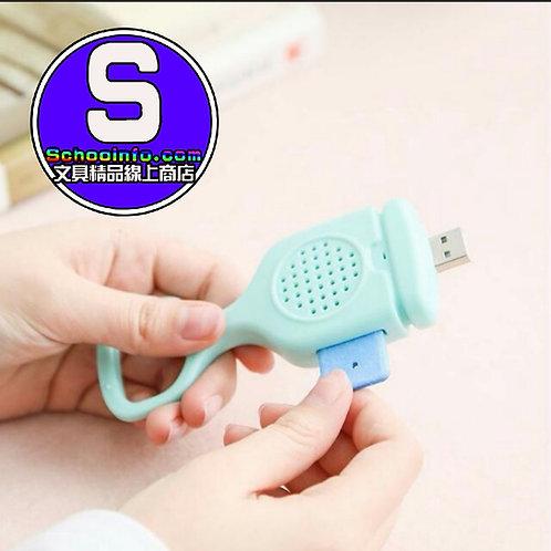 USB電子驅蚊片連六片驅蚊劑
