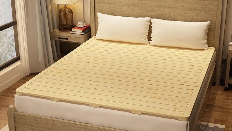 實木松木床板