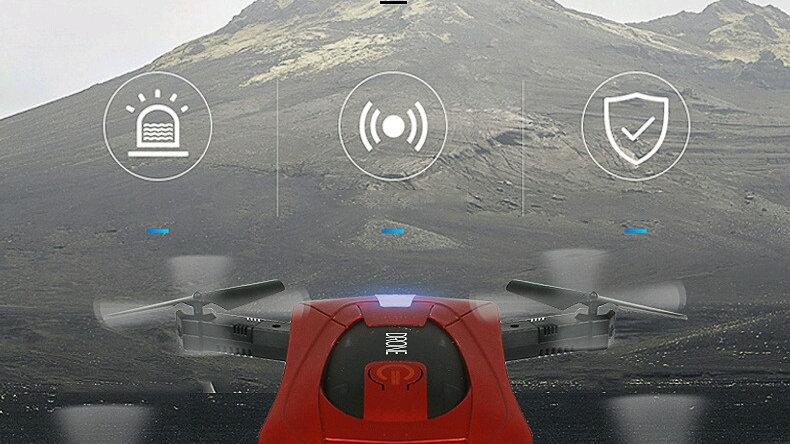 Drone航拍機實時Wifi手機操控