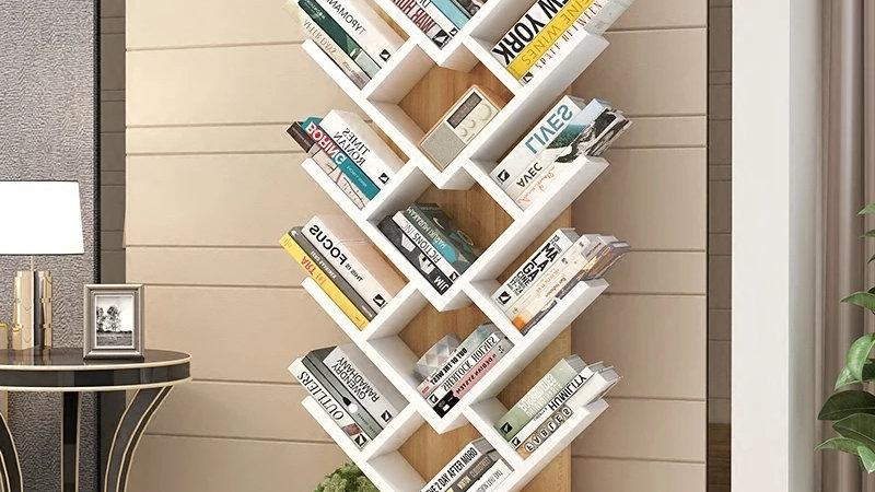 創意樹型書架