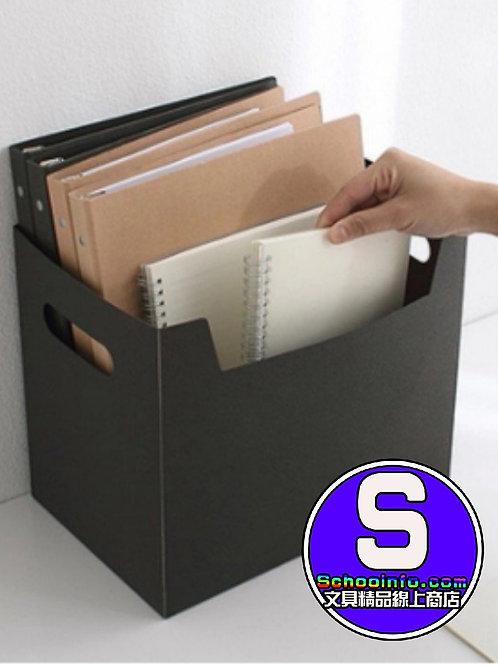 收納盒 黑色/白色 29*25*20cm
