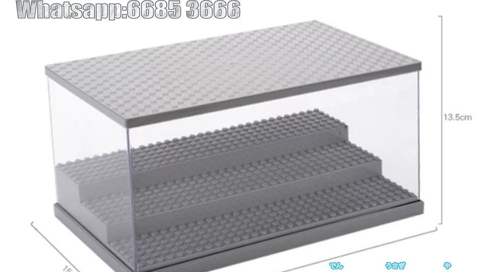 Lego人仔/積木展示盒(小顆粒)