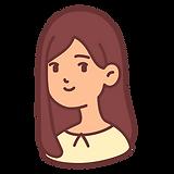 23_girl, long hair, assiantant, people,