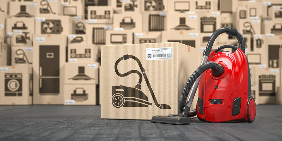 vacuum-cleaner-in-warehouse-with-househo